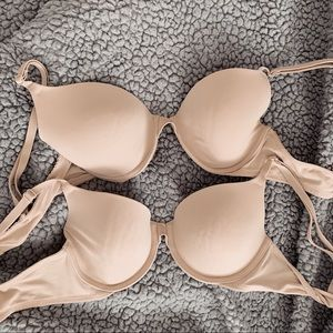 PINK by Victoria Secret Wear Everywhere 2pack, 34B